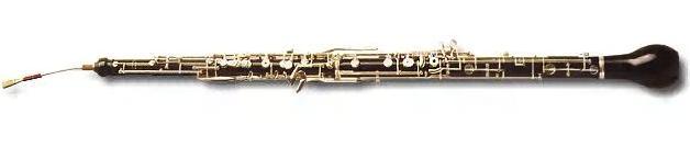 Английский рожок- деревянный духовой инструмент типа гобоя.