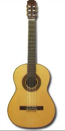 Гитара-струнный щипковый инструмент, известный еще в средневековье